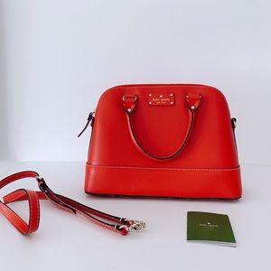 Kate Spade Rachelle Wellesley Handbag